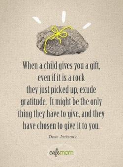 child gratitude