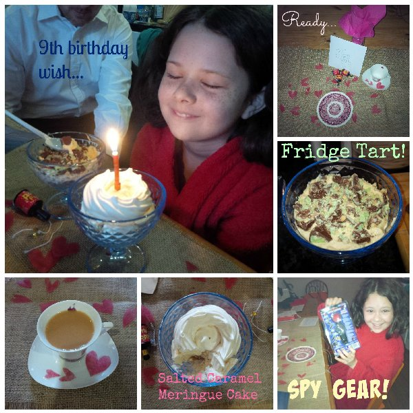 Birthday Collage