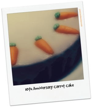 #carrot #cake #spelt #creamcheese