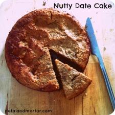 #almond #glutenfree #dairyfree #GF #coeliac #celiac
