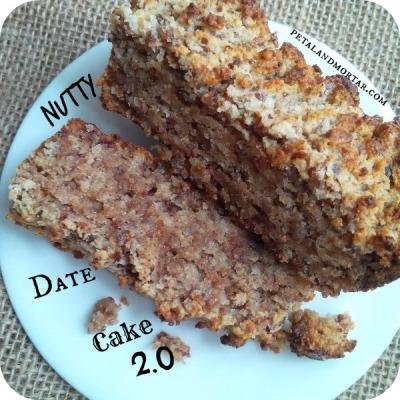 #glutenfree #dairyfree #GF #DF #almond