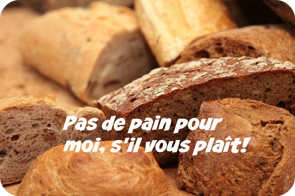 #france #glutenfree #sansgluten #sansble